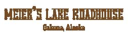 Meier's Lake Roadhouse Logo